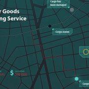 Indoor Goods Tracking Service